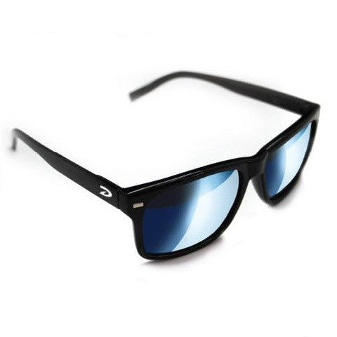 D'ARCS Podium Casual Sunglasses - Blue Lens