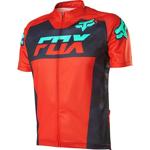 FOX MTB Livewire Jersey Black/Red (2016)