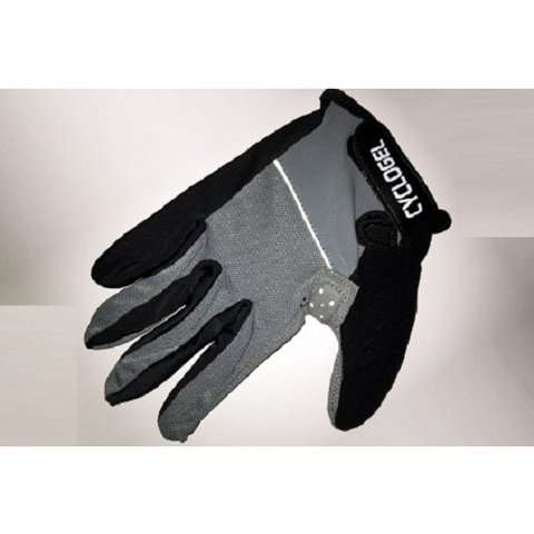 CYCLOGEL Pro Lite Gel Full Finger Gloves - Front