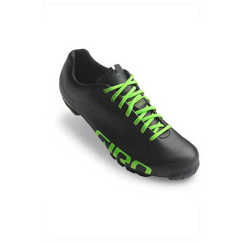 GIRO Empire VR90 MTB Shoes Lime/Black - Top View