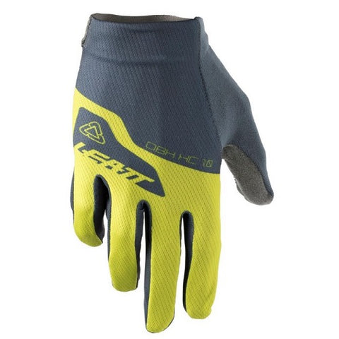 LEATT DBX 1.0 Gloves - Lime