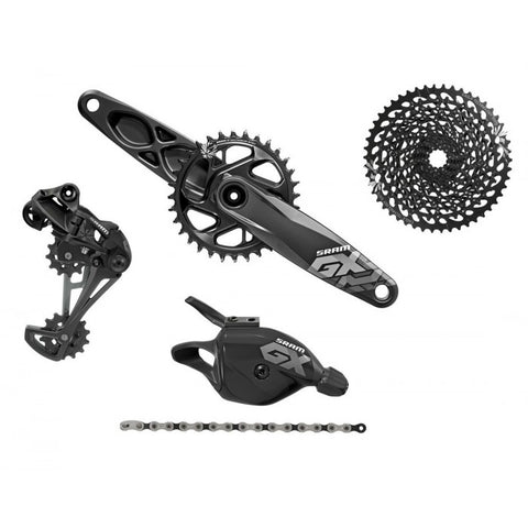 SRAM GX Eagle 12 Speed Groupset (BB30)
