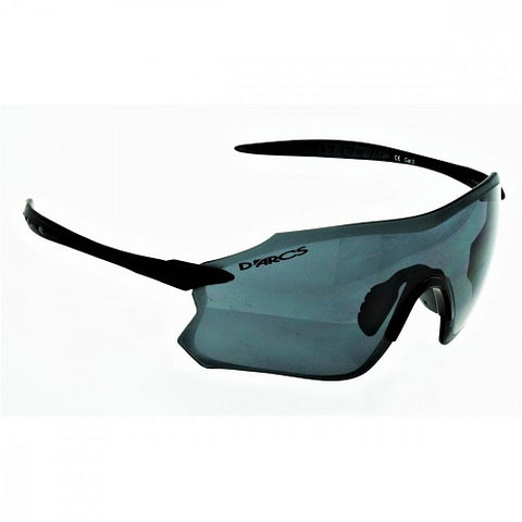D'ARCS DXS 300 Sunglasses - Black