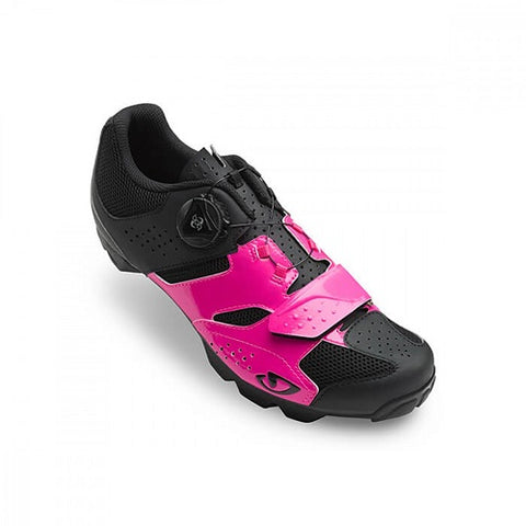 GIRO Cylinder Women's  Bright Pink/Black Shoes