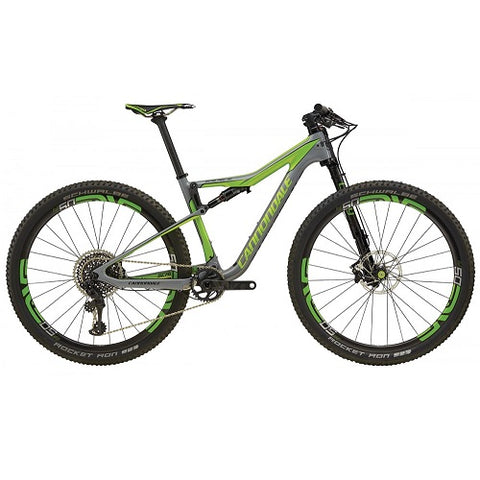 CANNONDALE Scalpel SE 120mm Conversion