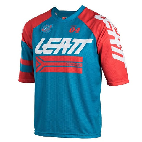 LEATT DBX 3.0 Jersey - Fuel/Red