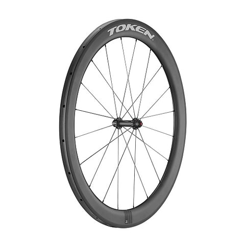 TOKEN T590 Carbon Tubular Combo Wheelset
