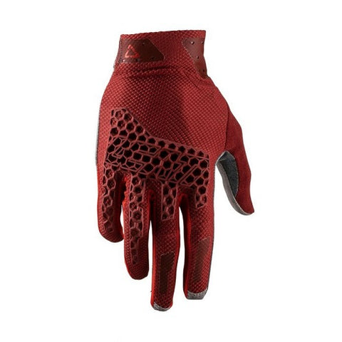 LEATT DBX 4.0 Lite Gloves (2019) - Ruby