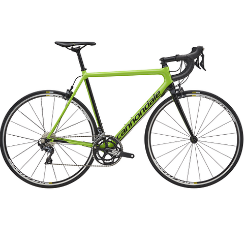 CANNONDALE SuperSix EVO Ultegra (2018) - Product View