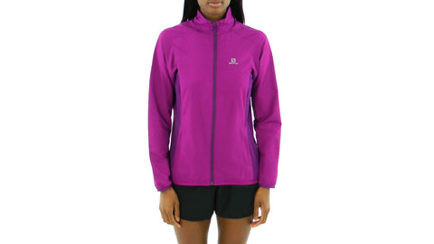 SALOMON Start Running Jacket Women