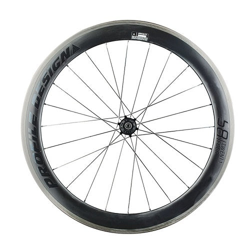 PROFILE DESIGN TwentyFour Carbon Clincher 58mm Wheelset