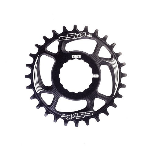 CSIXX Raceface TT Chainring - Direct-mount - Cinch