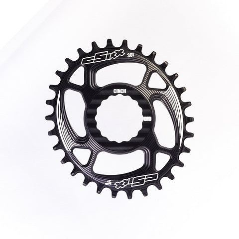 CSIXX Raceface TT Chainring OVAL - Direct-mount - Cinch