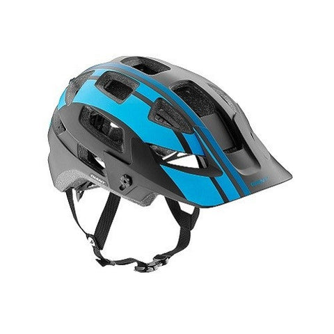 GIANT Rail Helmet Black/Blue