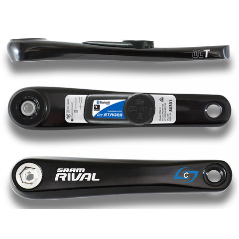 STAGES SRAM Rival OCT GXP