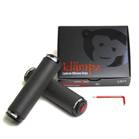 REDMONKEY Grip Silicone Klampz Lock On