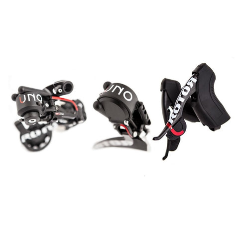 ROTOR Uno Hydraulic Groupset
