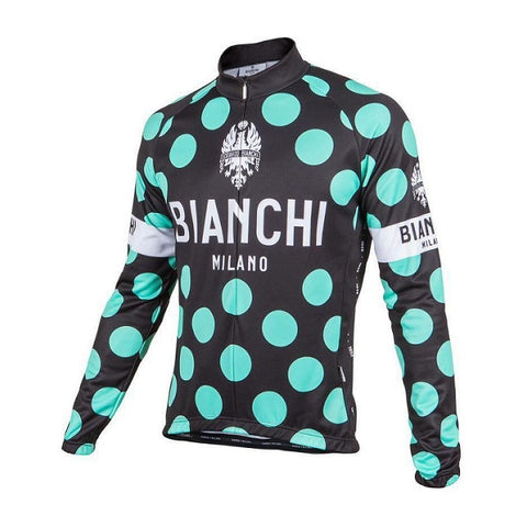 BIANCHI Leggenda Men's Long Sleeve Jersey