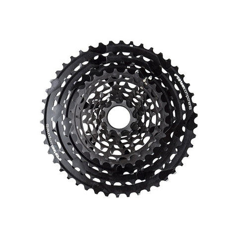 E-13 TRS+ Cassette 9-46 11 Speed Black
