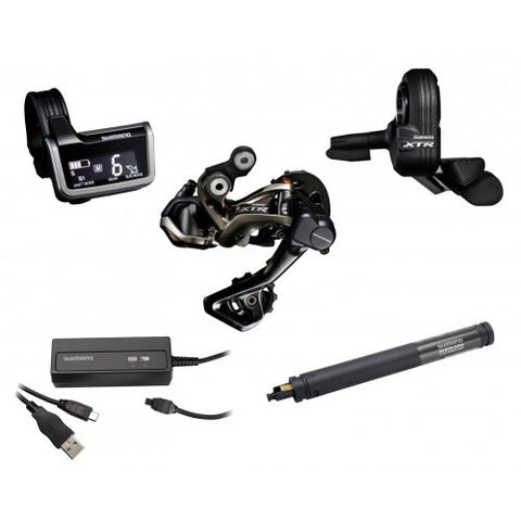 SHIMANO XTR M9050 Di2 Upgrade Kit