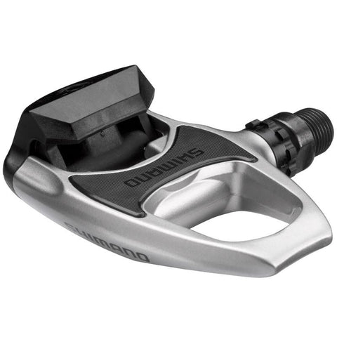 SHIMANO PD-R540 Pedals - Silver