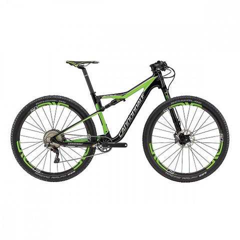 CANNONDALE Scalpel SI Carbon Race Small 27.5 (2017) - Product View