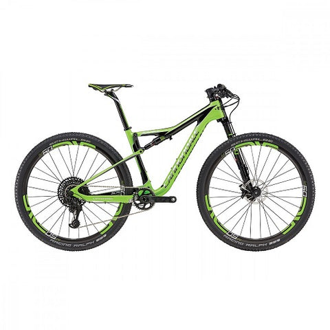 CANNONDALE Scalpel SI Team Small 27.5 (2017) - Product View