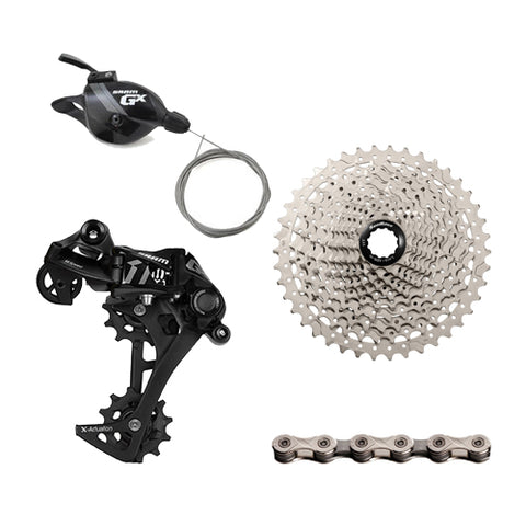 SRAM GX Upgrade Kit with Sunrace Cassette (OEM)