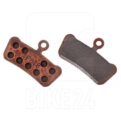 SRAM Guide Brakepad Metal with steel backing
