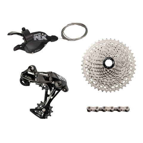 SRAM NX Upgrade Kit with Sunrace Cassette (OEM)