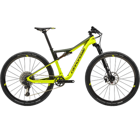 CANNONDALE Scalpel Si World Cup with Enve M525 Carbon Wheels (2019)