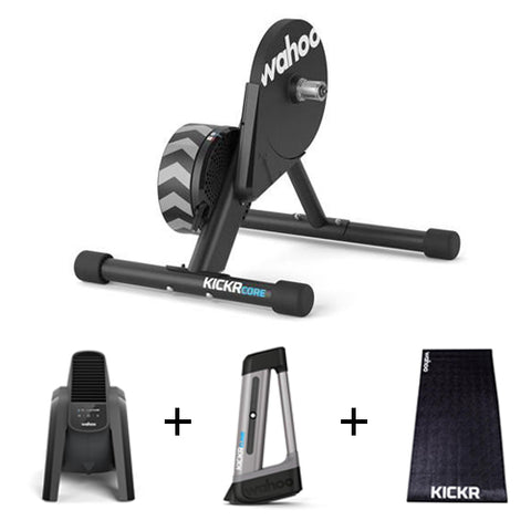 WAHOO Kickr Core Combo Deal