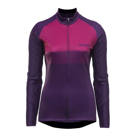 CIOVITA Lineare Ladies Winter Cycling Jersey