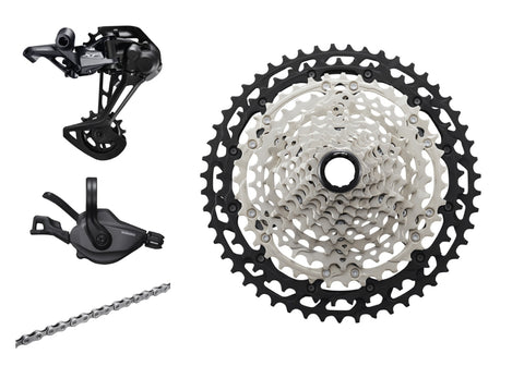 SHIMANO XT 1 x 12 Upgrade Kit