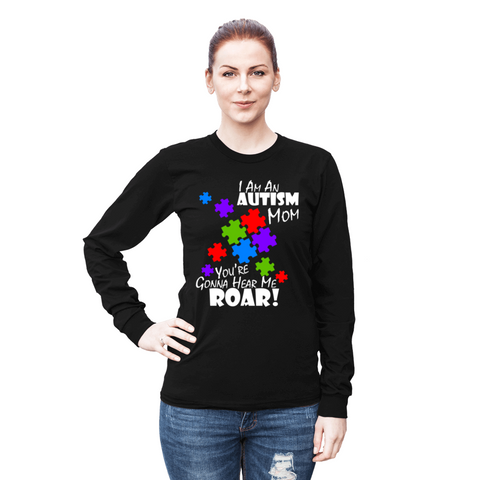 T-Shirt I am an Autism Mom