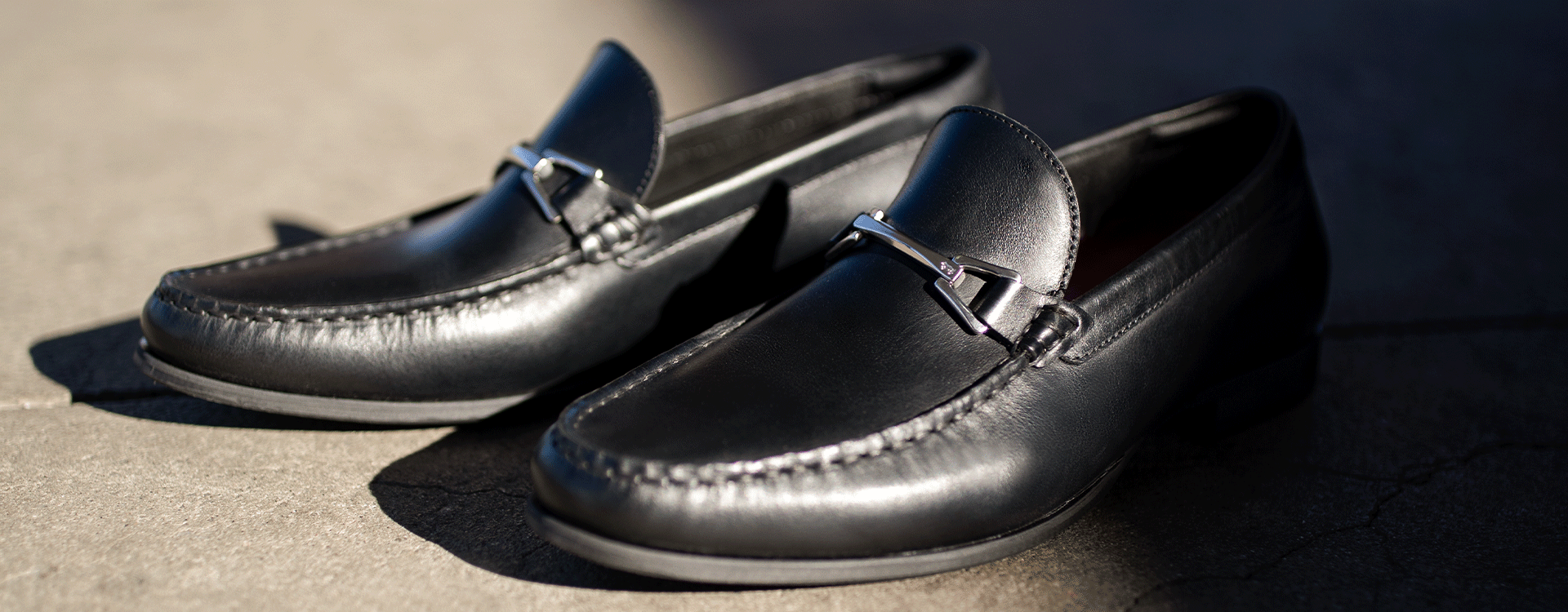 Wolf and Shepherds - Belmont Bit Loafer