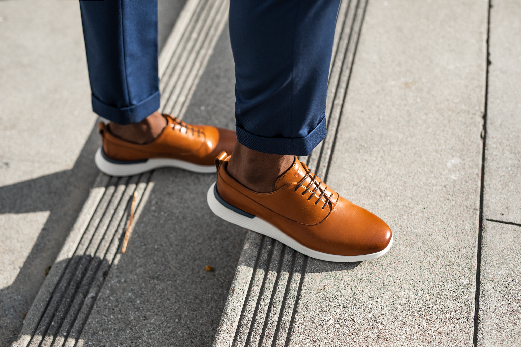 What are Hybrid Dress Shoes? | The Den