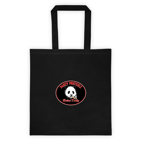 Plato the Panda Get Around Tote Bag