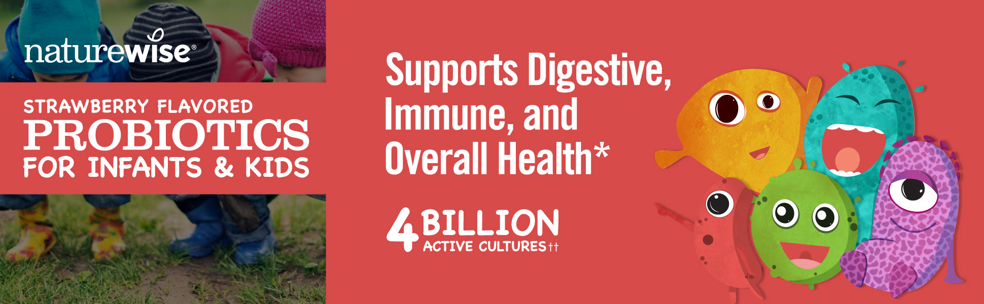 Supports Digestive, Immune, and Overall Health