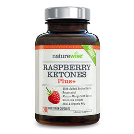 Raspberry Ketones Plus+