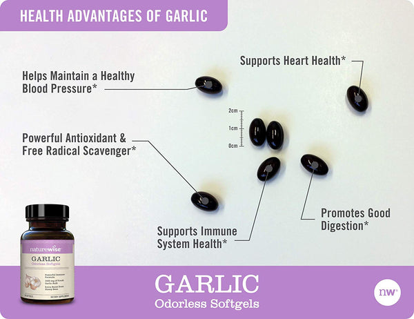 Garlic - Odorless Softgels Subscription
