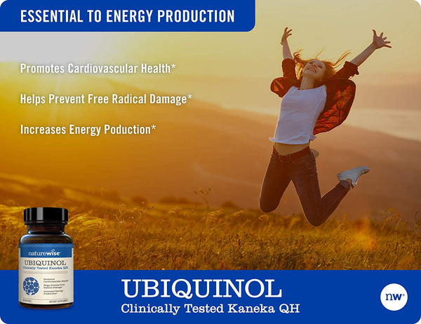 Ubiquinol - with Kaneka Subscription