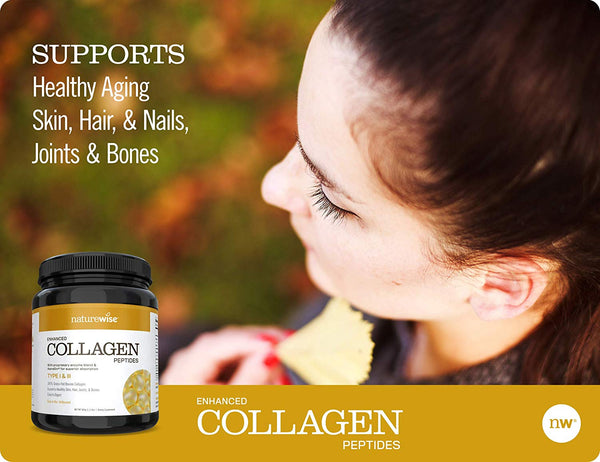 Enhanced Collagen Peptides - Hydrolyzed Type I & III