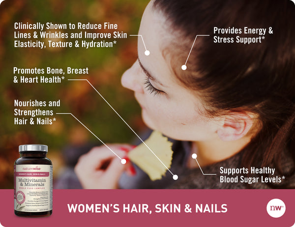 Women's Multivitamin with Hair, Skin & Nails Support Subscription