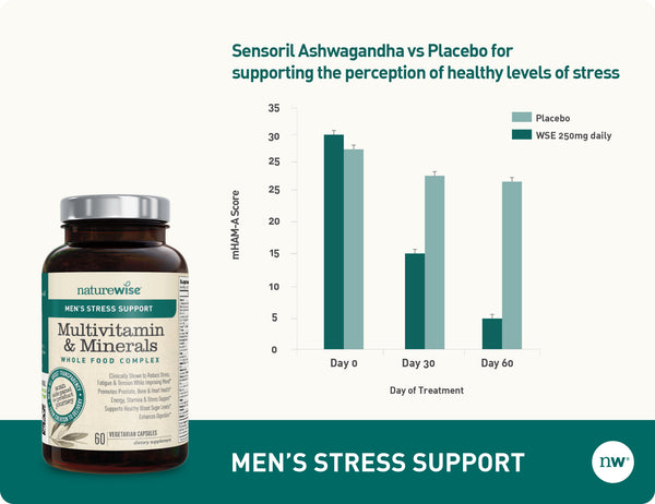 Men's Multivitamin with Stress Support Subscription