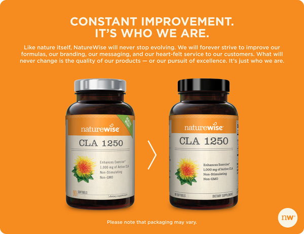 CLA 1250 - 90 Softgels