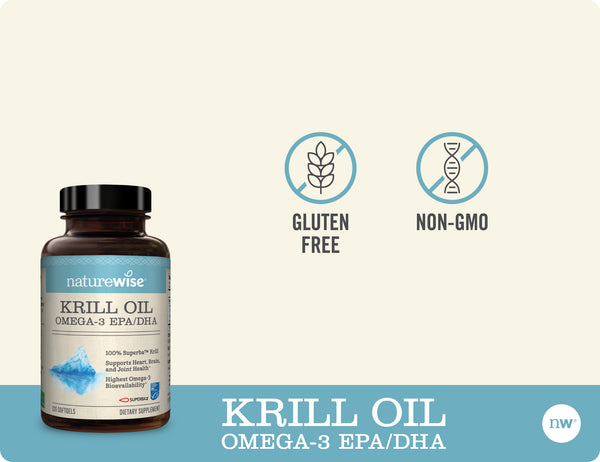 Krill Oil - icons