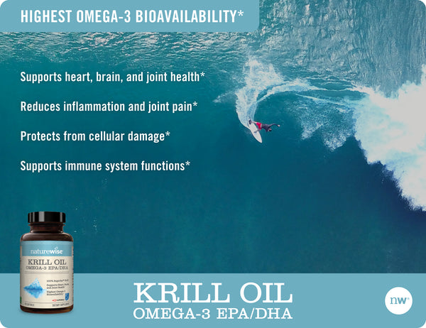 Krill Oil - lifestyle