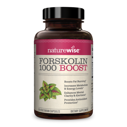 Forskolin 1000 Boost