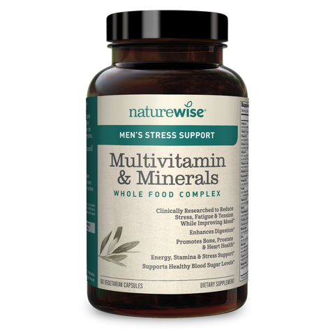 Men's Multivitamin with Stress Support